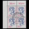 111-112 Bundestag - Satz zeitgerecht gestempelt, Ort und Datum lesbar