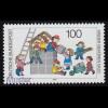 Einschreibemarke 1 Ax Z Gebührenzettel - PLZ 1057 Berlin, ** postfrisch