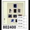 LINDNER-T-Blanko - Einzelblatt 802 400