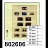 LINDNER-T-Blanko-Blätter 802 606 - 10er-Packung