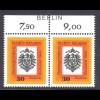 385 Reichsgründung - BERLIN-Zudruck **