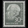 259xw Theodor Heuss 30 Pf **