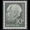 259y Theodor Heuss 30 Pf **