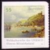 2537 Mittelrheintal SELBSTKLEBEND aus MH 63, **