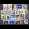 816-836 Liechtenstein-Jahrgang 1983 komplett, postfrisch