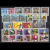 837-865 Liechtenstein-Jahrgang 1984 komplett, postfrisch