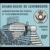 Luxemburg-Markenheftchen 1 Robert Schuman 1986, **