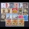 517-535 Vatikan-Jahrgang 1967 komplett, postfrisch