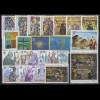 1107-1135 Vatikan-Jahrgang 1994 komplett, postfrisch