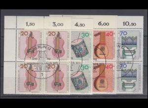 114I Briefmarke 20 Pf. mit PLF I langer Riss unter R von KREUZER, Feld 22, **