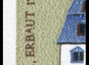115VI Briefmarken 30 Pf. - mit PLF VI weißer Schrägstrich unter CH, Feld 17 **