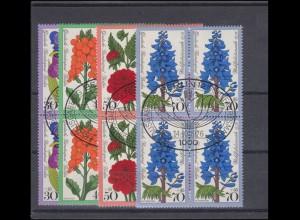 114III Briefmarke 20 Pf. Eckstück mit PLF III Strich unter P + Randstriche, **