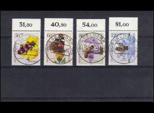 1202-1205 Bestäuberinsekten: OR-Satz mit Voll-O Düsseldorf 105 - 12.4.1984