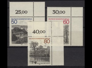 685-687 Berlin-Ansichten 1982: Satz Ecken oben rechts **