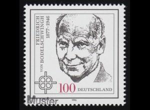 353 Karl Marx 84 Pfennig - auf Kartonpapier, ungezähnt, ohne Gummi, leicht bügig