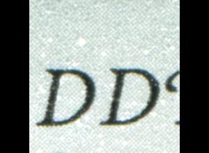 Briefstück Germania Deutsche Friedensdelegation 28.6.19 mit drei Briefstempeln