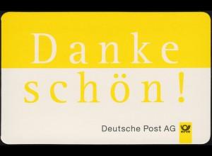 PortoCard P-1996-6.000-15 Danke schön! Reklamationstelefon der NL Bochum, **