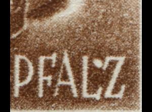 MH 6 I 1 Rosen - mit Schnittmarkierung auf 1. HBl., **