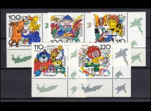 Taiwan 485-487 Vögel und Postunion AOPU 1963, Satz **