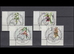 Postkarte Ziffer 5 Pf lila ohne DV: NÜRNBERG II. - 20.4.85 nach Rheinberg/Wesel