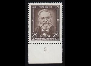 Sachsen 9II König Johann 1 Ngr vollrandiges Paar Briefstück F.74+75, LEIPZIG Bhf