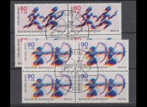 37e Abschiedsserie 15 Pf. postfrisch **, Gummifehler, geprüft Thon BPP