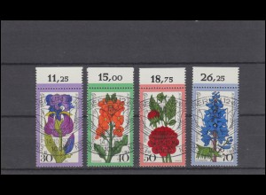 290 Infla 100 Tausend auf 400 M, UR-Paar mit HAN H 5340.23, postfrisch **