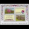 Block 13 Briefmarkenausstellung SALON DU TIMBRE Paris 1993, Block **