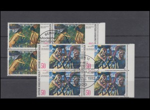 Bayern Postkarte Ziffer 5 Pf lila DV 89: NÜRNBERG VI. 9.12.89 n. Rheinberg/Wesel