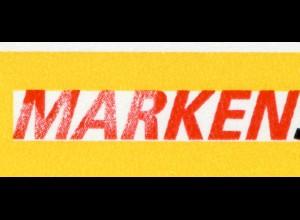 20aIa Unfall 1974 mit Fehlfaltung ca. 1,5 mm rechts neben der Perforation, **