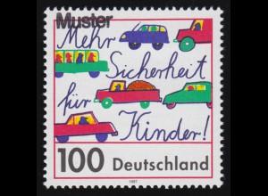 1527PH Hubschrauber 50 Pf. von 1969: 6 Phasendrucke und 1 Briefmarke, Set **