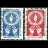 China 1555-1562 - Märchen und Legenden als Ecken oben rechts, gefaltet, Satz **