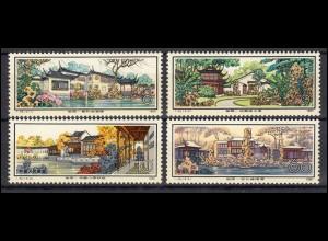 Suriname 1659-1660 Bedeutende Frauen 1998, 2 Werte, Satz **