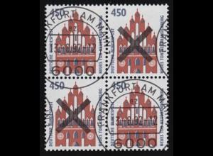 Suriname 1358-1360 Wohlfahrt Ostern 1991, 3 Werte und Osternblock 55, Set **
