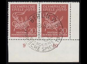 649 Internationale Funkausstellung Berlin 1981: Satz Ecken mit FN 1 **
