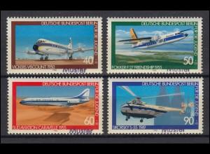 Suriname 1358-1360 Wohlfahrt Ostern 1991, 3 Werte und Block 55, Set **
