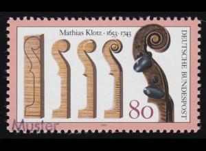 Bayern 11 Ziffer 9 Kreuzer - mit Bahnpost-Kreissegmentstempel