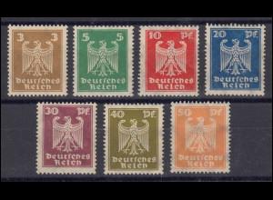 521-522 Technik und Wissenschaft 1966: Satz Ecken unten links **