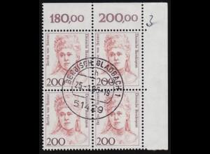 Bayern 39I Dienstmarke 50 Pfennig - als Randstück OHNE Aufdruck, ungefaltet, **