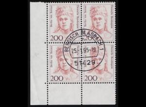 2236 Euro selbstklebend: Paar mit Druckfehler: Strich rechts, postfrisch