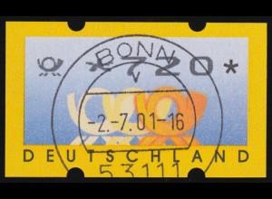Bayern 15 Wappen 3 Kreuzer - Einkreis MÜNCHEN falsches Datum 50.7.