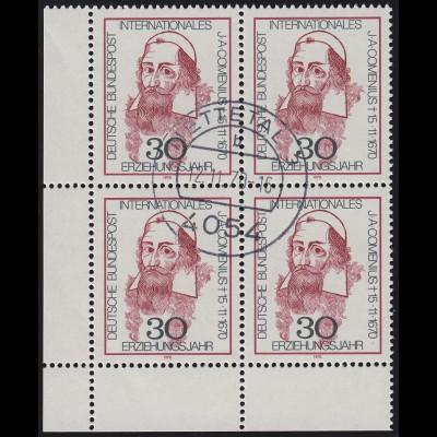 656 Erziehungsjahr J.A. Comenius: ER-Vbl. unten links, ET-O NETTETAL 12.11.1970