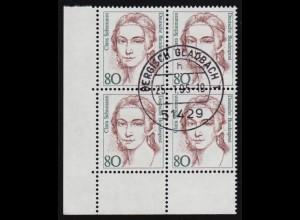 Bayern 32y Dienstmarke 7 1/2 Pf nach rechts verschobener Aufdruck, * Falzrest