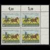 2472 Klatschmohn 55 Cent - waagerechtes Paar, VS-O BERLIN 3.6.10
