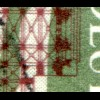239 Katholikentag - Doppeldruck dunkelbraunrot: Grundriss, gestempelt