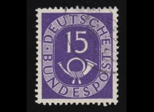 Bayern 85II Luitpold 80 Pfennig mit Seitenrand links, ungefaltet, ** postfrisch