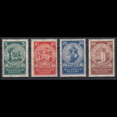 1992 Trickfilmfiguren: Biene Maja + Flip, Viererblock, zentrischer ESSt Berlin