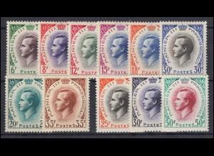 Block 56 Jubiläum 30 Jahre DDR 1979 Verschnitt Rand oben schmal / unten breit **