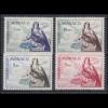 20aIa MH Unfall 1974 - mit links geschlossener Zähnung im Heftchenblatt, **