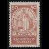 44 Krone/Adler 50 Pfennig Farben-Set a, b, ba, c, ca, d gestempelt, alle geprüft